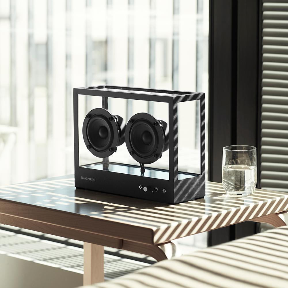 Transparent Speaker