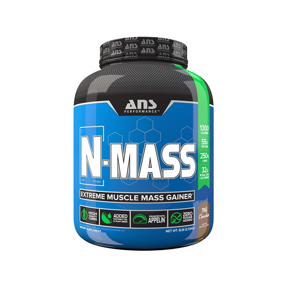 ANS Performance N-MASS 增肌蛋白粉