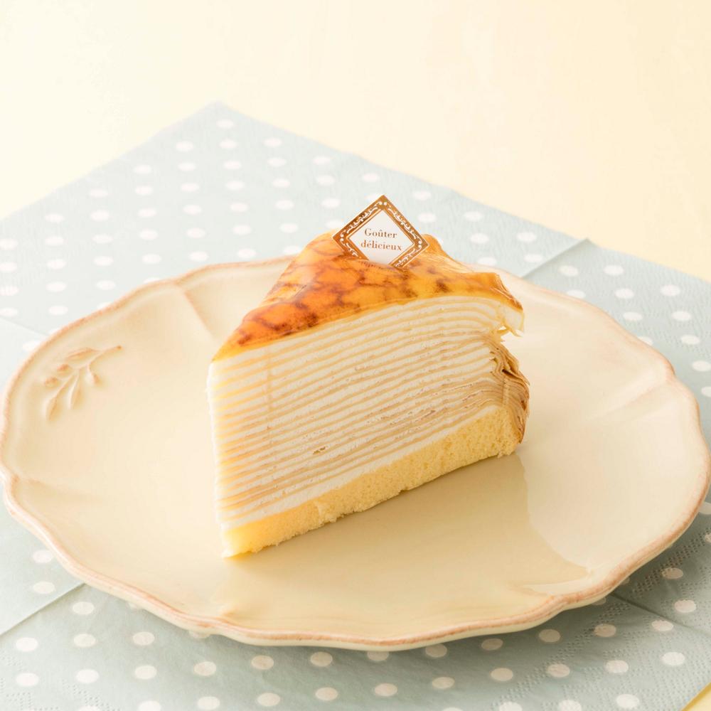 鮮果千層蛋糕