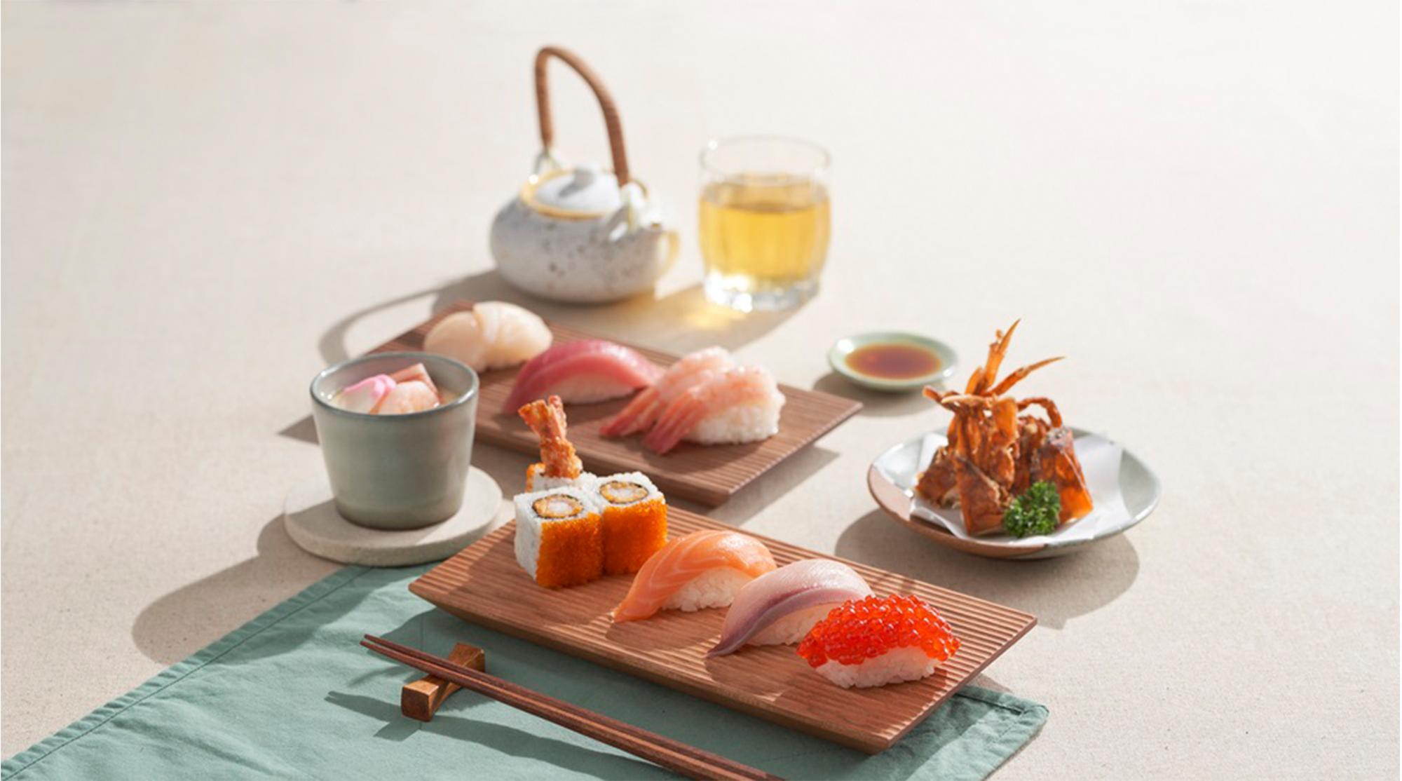Genki Sushi (Amoy Plaza)