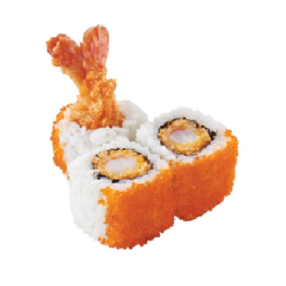Deep-Fried Shrimp Roll