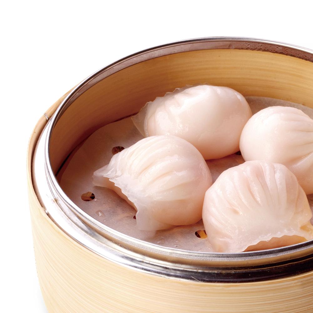 潮汕鲜虾饺