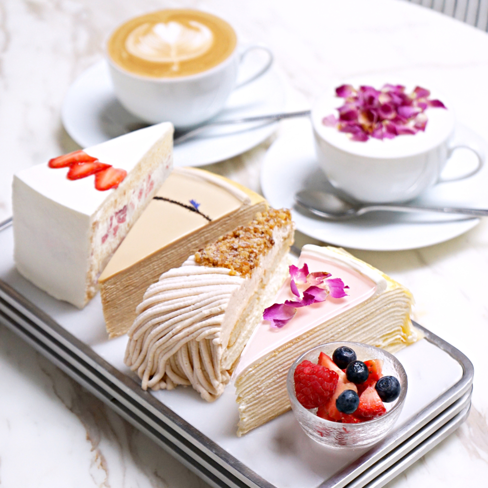 Lady M 蛋糕套餐