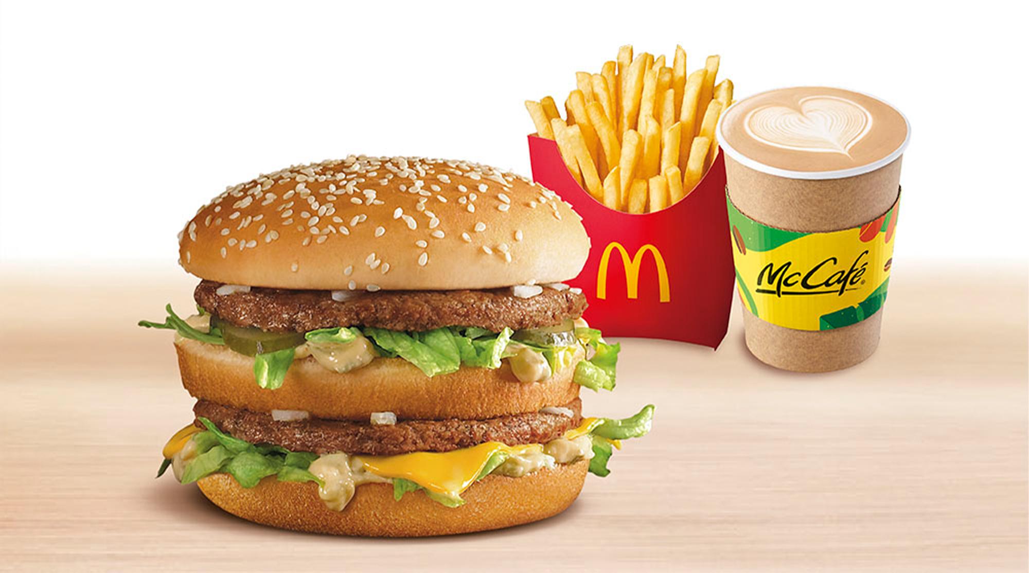 麦当劳 (山顶广场)