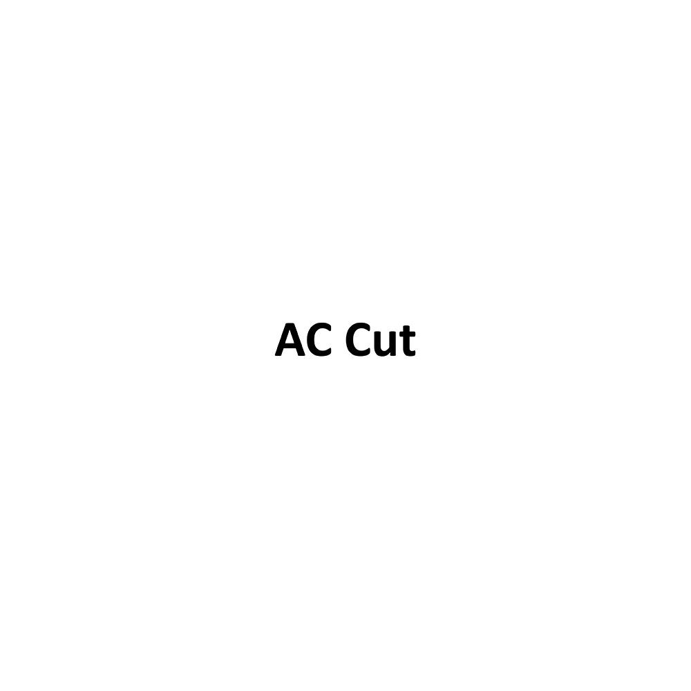 AC CUT