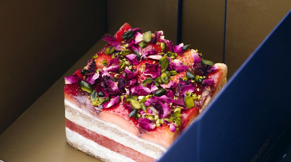 LIFETASTIC Patisserie: 外賣件裝蛋糕...