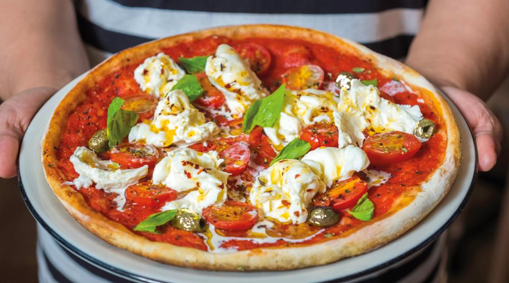 PizzaExpress Lab:主餐牌(食物及飲品)八五...