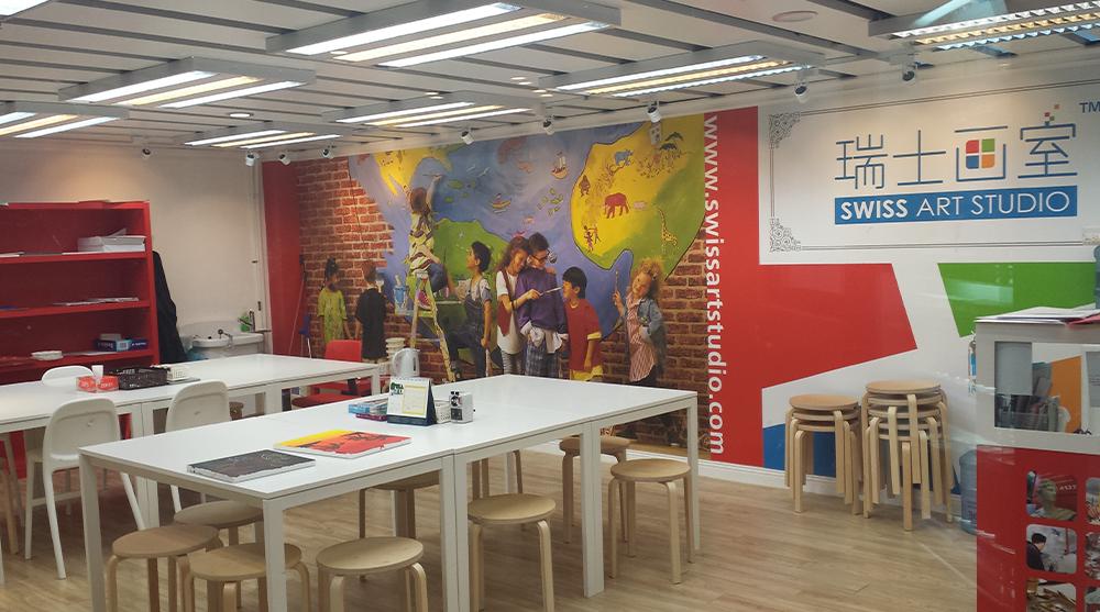 瑞士画室: 学费8.5折 (最多2个月);新生免费试堂 @...