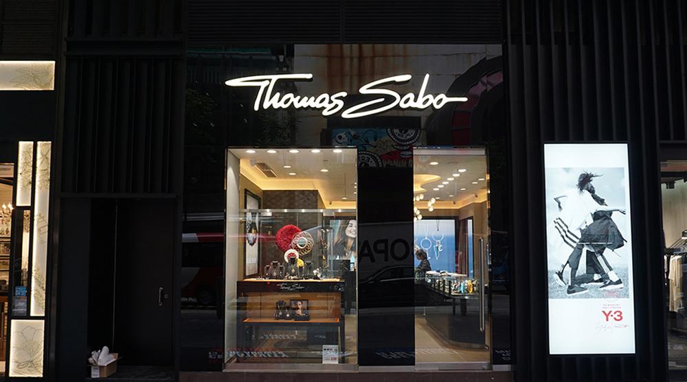Thomas Sabo: 购买正价货品可享九五折 @Fas...