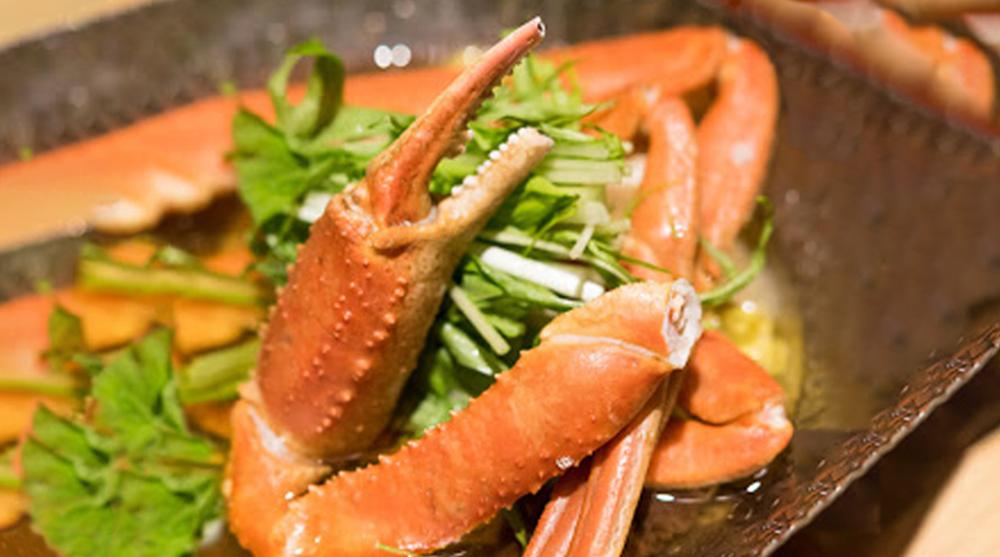 野田蟹道:晚餐时段享九折优惠 @乐成行