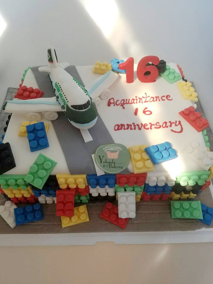Custom 3D Fondant Cakes