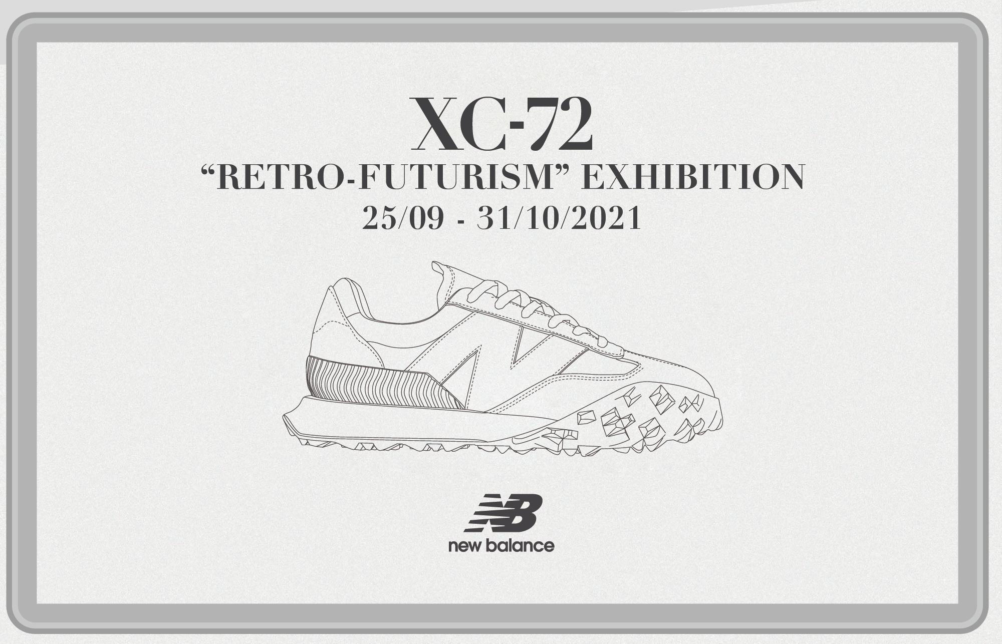 New Balance XC-72 Retro Futur...