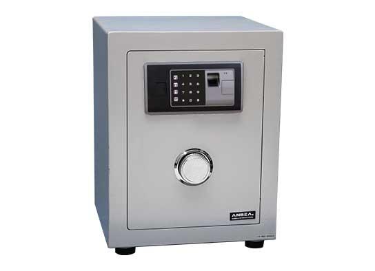 EESS-4800 防盜指紋鎖+電子鎖保險箱