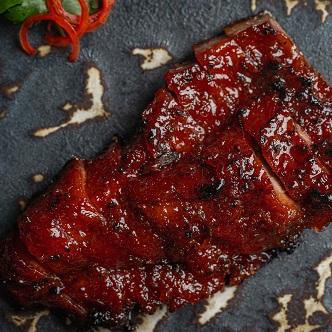 蜜汁頂級西班牙黑毛豬叉燒