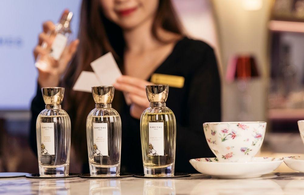 GOUTAL PARIS : 香水與茶・交織難忘品香體驗 ...