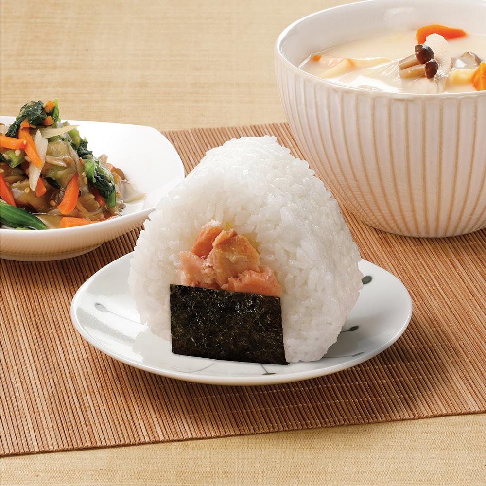 100% Japanese Rice Omusubi