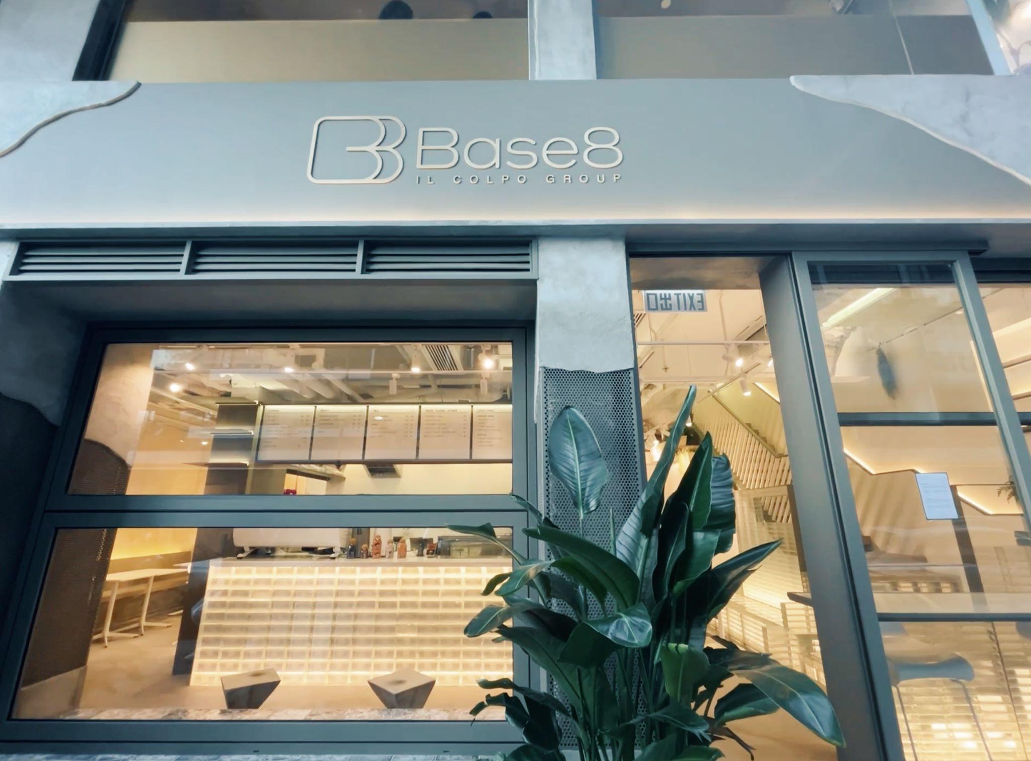 Base 8