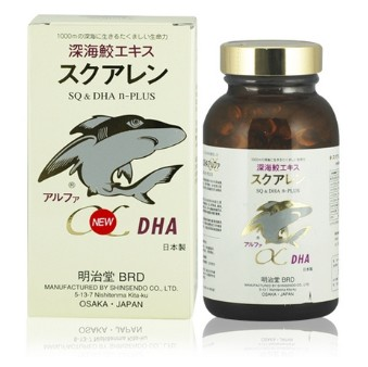 BRD SQ & DHA n-PLUS