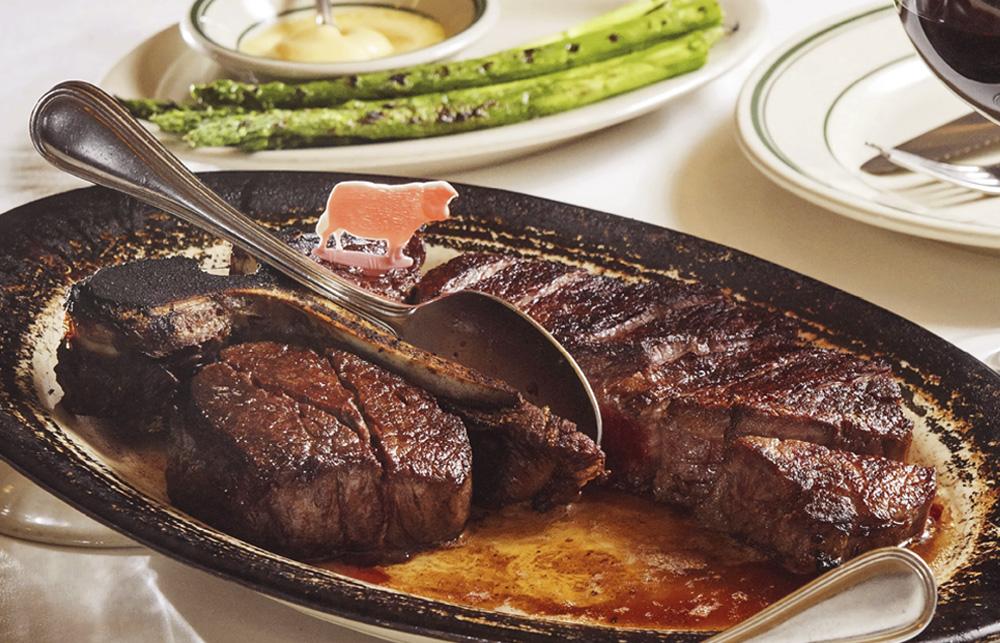 "Wolfgang's Steakhouse: ""Savor..."