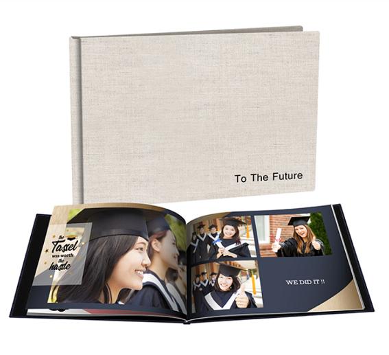 "12""X16"" Deluxe Photobook (To the future)"
