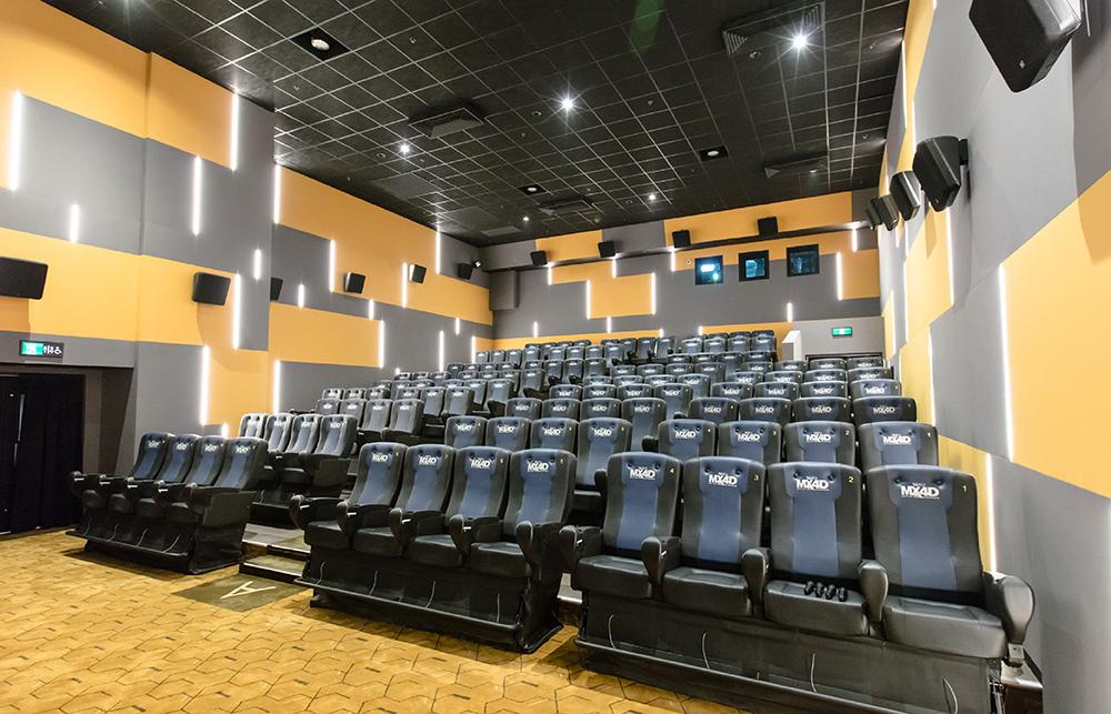Grand Kornhill Cinema:私人影院@康怡...