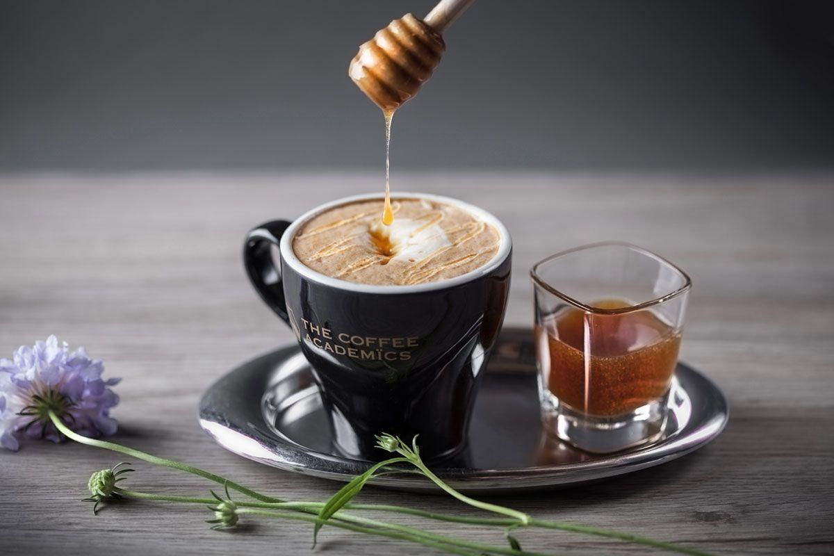 纽西兰麦芦卡蜂蜜鲜奶咖啡