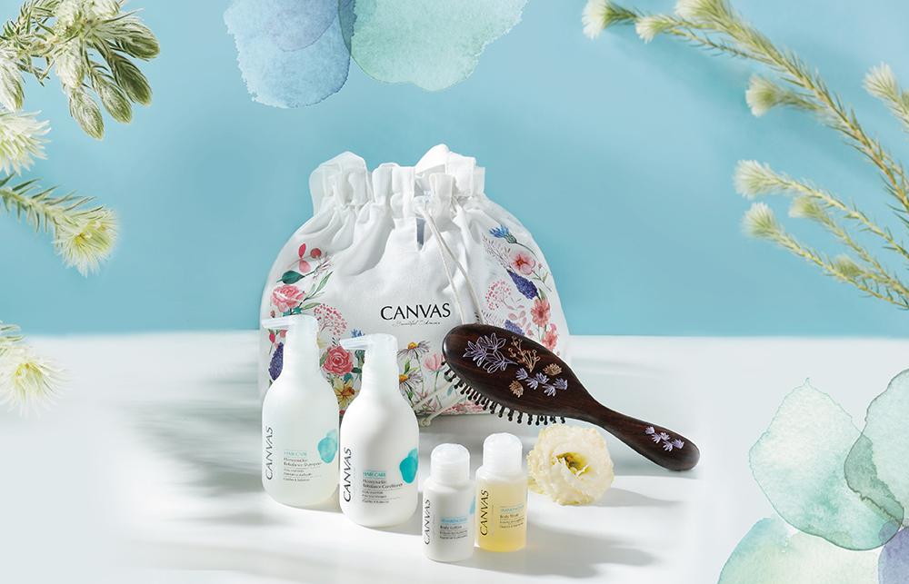 CANVAS : 精選優惠「天然亮澤洗護套裝」@ Fashion Walk