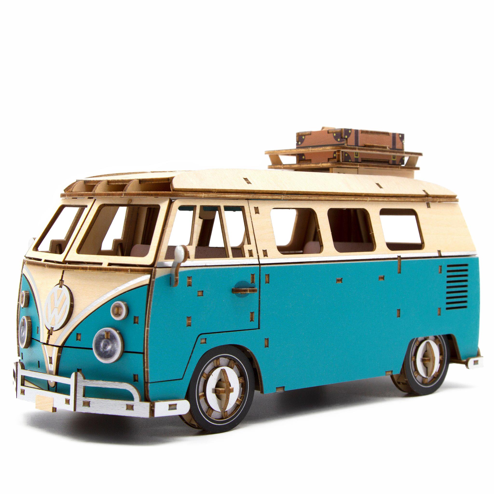 [JIGZLE] Volkswagen T1 Camper Van