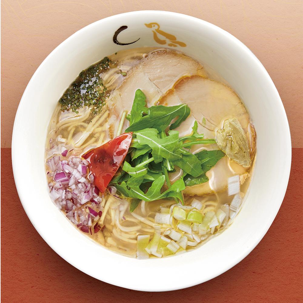 Shio Oyster Soup Ramen