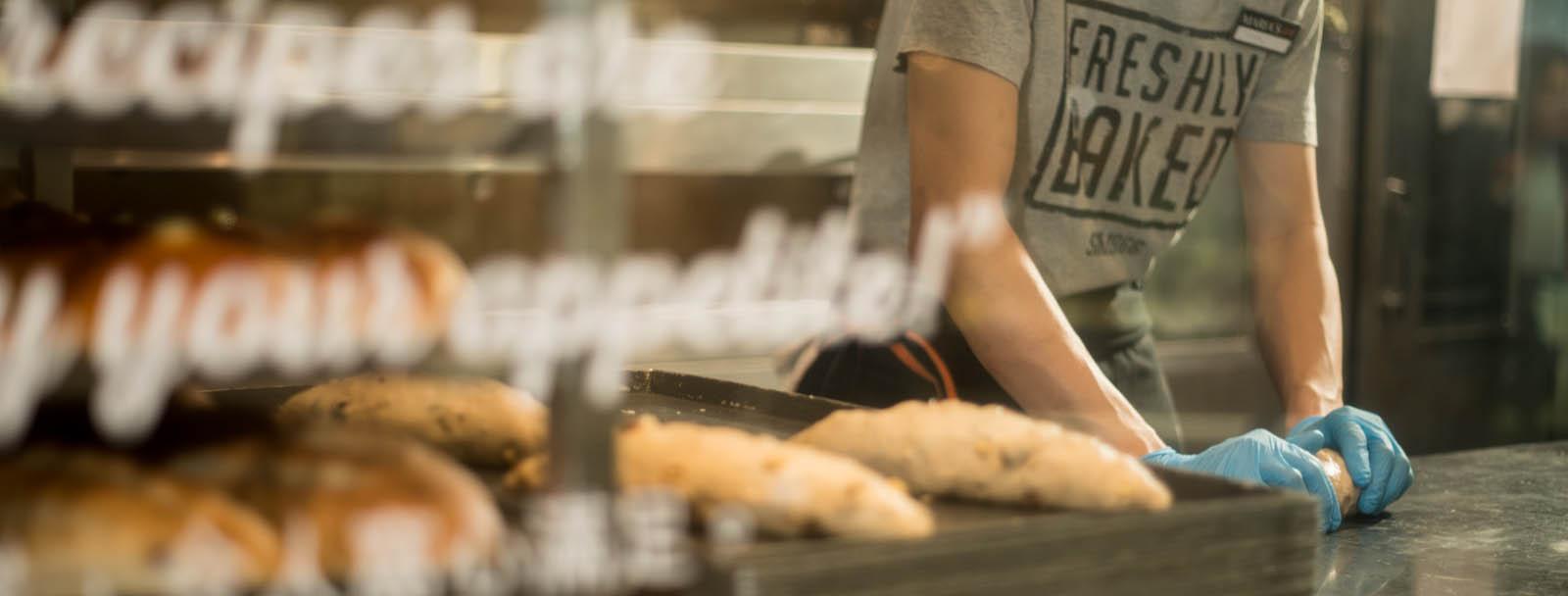 超羣面包西饼