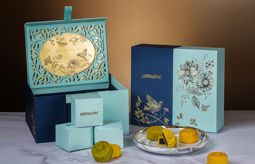LIFETASTIC:首推创新茗茶月饼礼盒 早鸟优惠订购