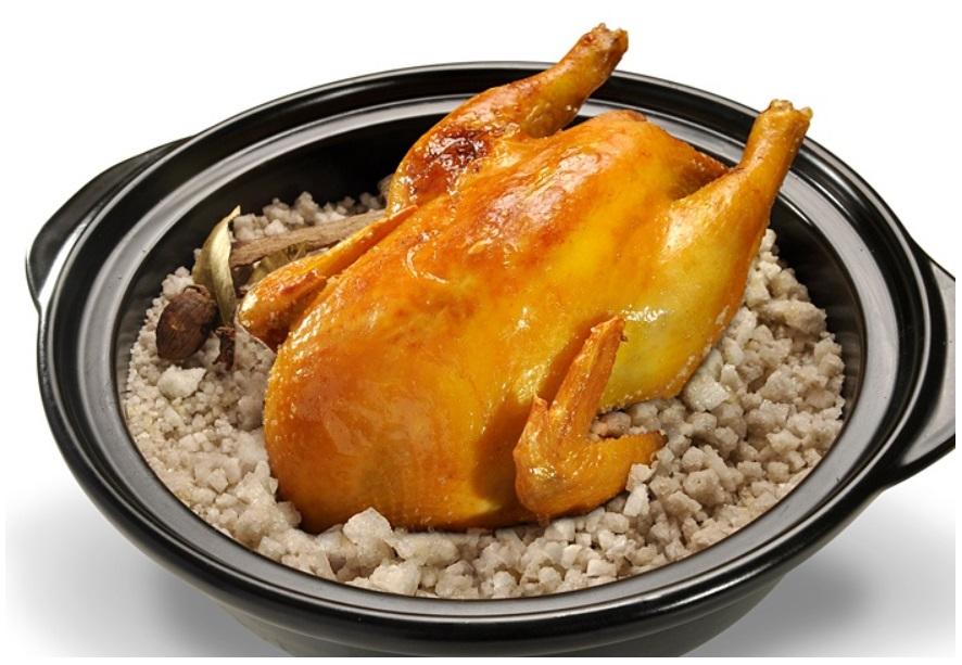 東江鹽甑雞