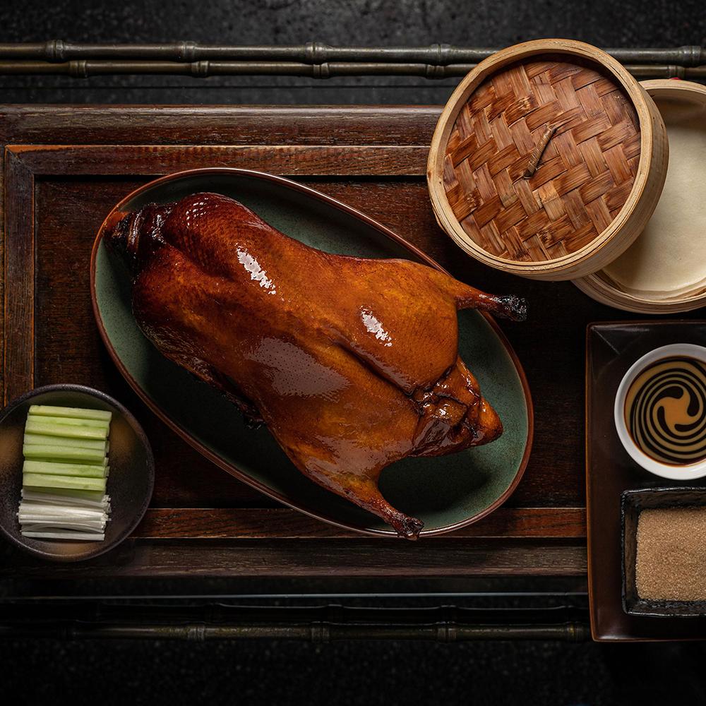 北京片皮鸭