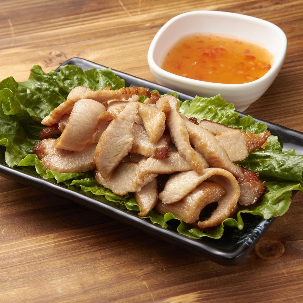 泰式猪颈肉