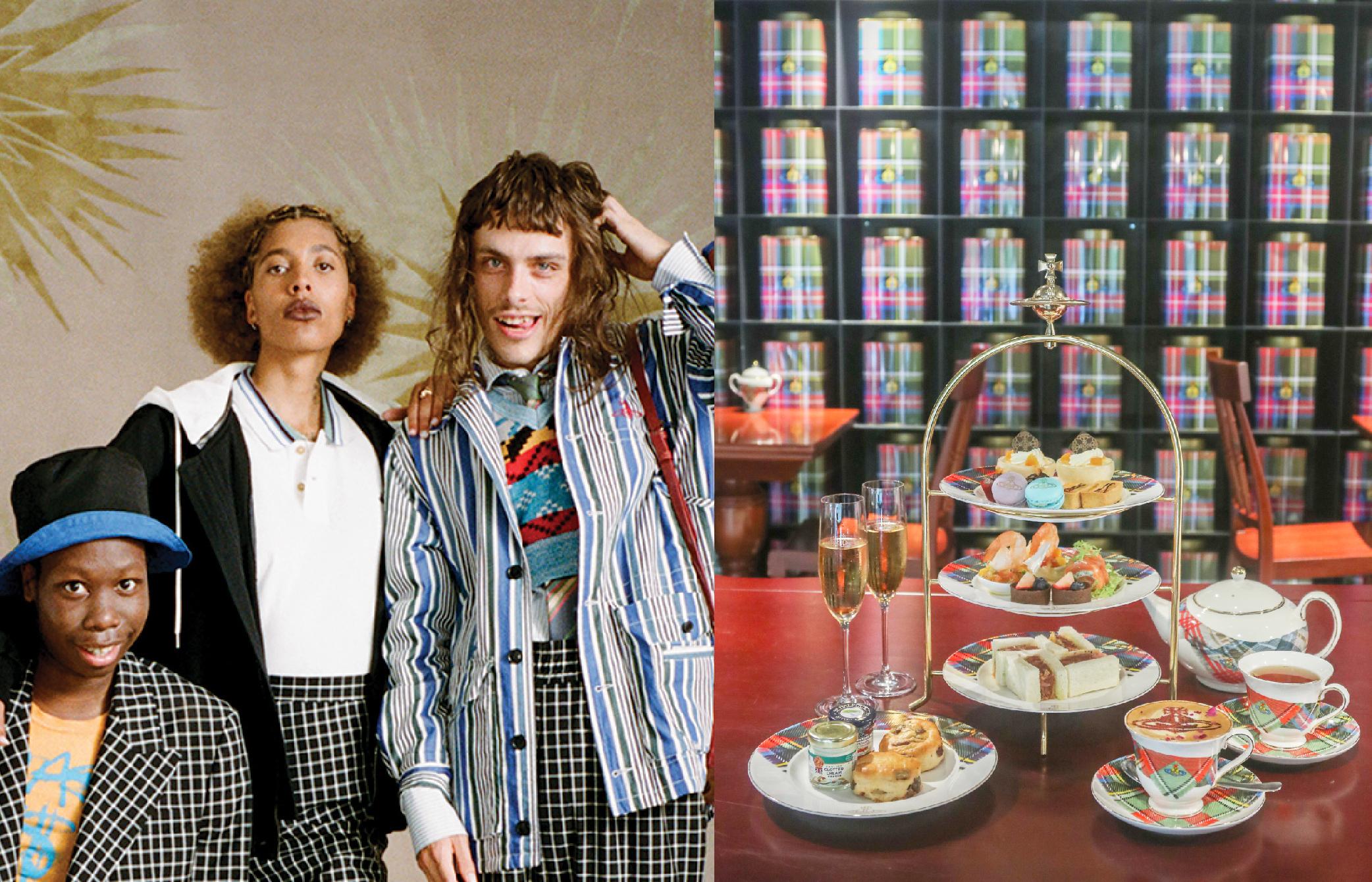 Vivienne Westwood:時尚體驗電子換領券@F...