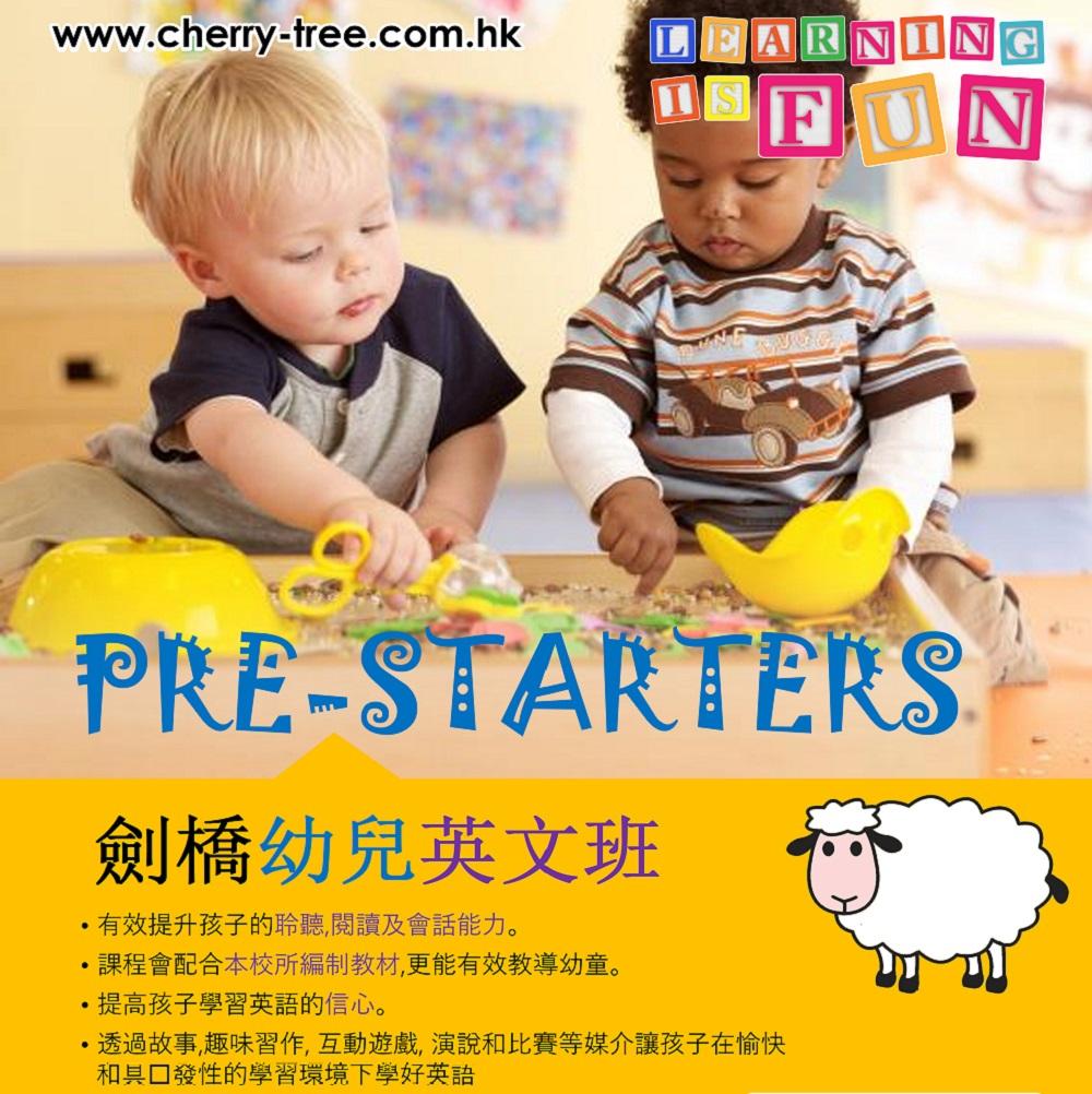 Pre-Starters English