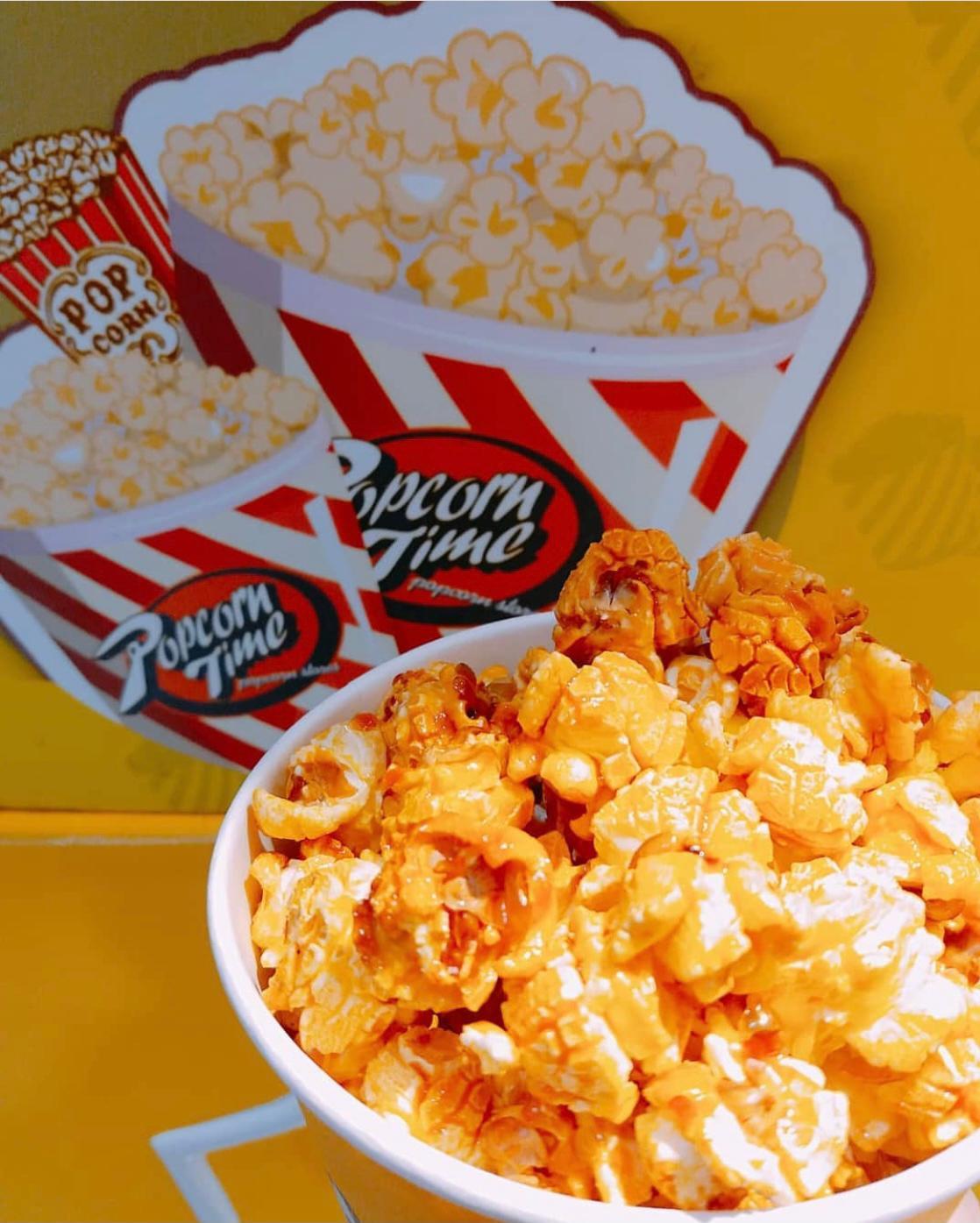 American Caramel Popcorn